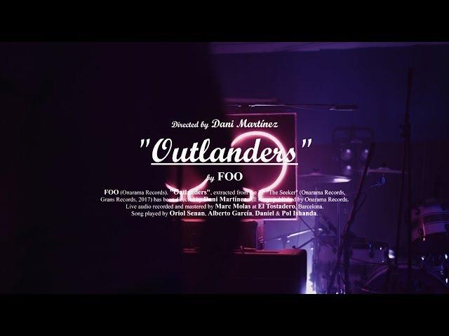 Outlanders, single del nuevo EP de Foo, The Seeker.