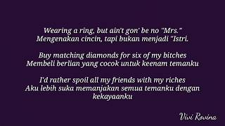 Ariana grande - 7 Rings (lyrics) dan Terjemahan Indonesia