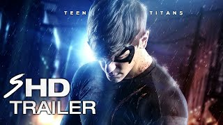 TEEN TITANS (2017) - Theatrical Movie Trailer HOLLAND RODEN, RAY FISHER (Fan Made)