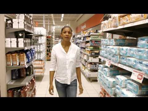 Den energikloka livsmedelsbutiken  - Uppvärmning, luftkonditionering och rutiner för butiken.