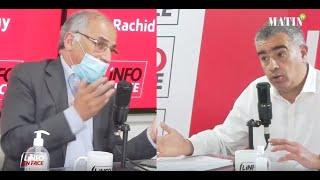 L'Info en Face avec Said Moutaouakil