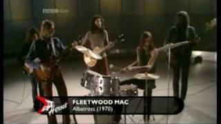 FLEETWOOD MAC - Albatross  (1970 UK TV Performance) ~ HIGH QUALITY HQ ~