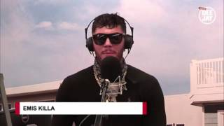EMIS KILLA freestyle a Radio Deejay