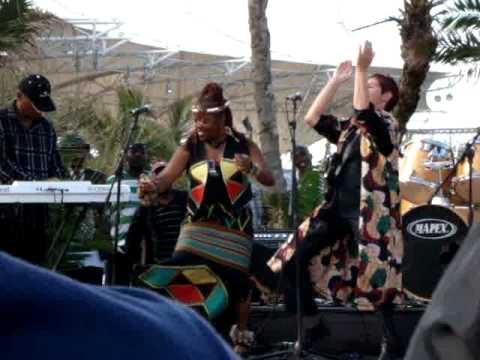 Zulu Dancing Festival – Durban – South Africa