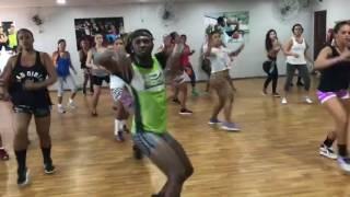 Cheguei Ludmilla coreografia aula Ritmos