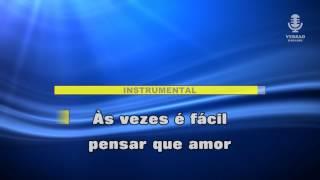 ♫ Karaoke ENSINA-ME A AMAR - Anselmo Ralph