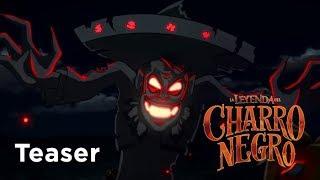 La Leyenda del Charro Negro - Teaser trailer