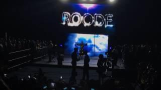 Bobby Roode Entrance NXT Phoenix 5/4/2017