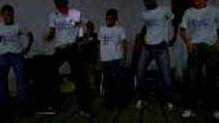 os dançarinos de nova iguaçú