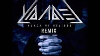 Yandel Ft  Don Omar -  Nunca Me Olvides (Official Remix)