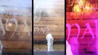 Grupo Romeral   Trepaolla y Mae West Granada Proyectos en junco africano madera de ipe y decoración