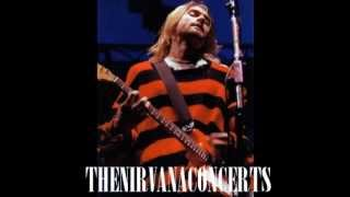 Nirvana - Something In The Way (Live at Aragon Ballroom, Chicago, 1993)