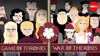 The wars that inspired Game of Thrones - Alex Gendler width=