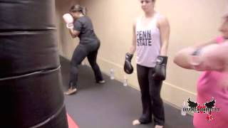 Tacoma Kickboxing - Lose Weight Fast