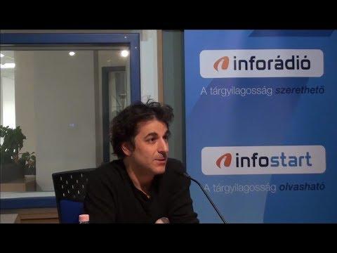 InfoRádió - Aréna - Demetrovics Zsolt - 1.rész - 2018.11.30.