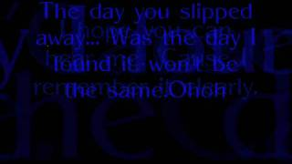 Slipped Away Lyrics~Avril Lavgine