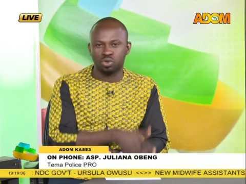 Obinim arrested - Adom TV News (23-8-16)