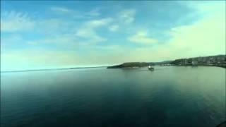 Puerto Montt time-lapse