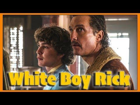 "Matthew McConaughey on making ""White Boy Rick"" - Hollywood TV"