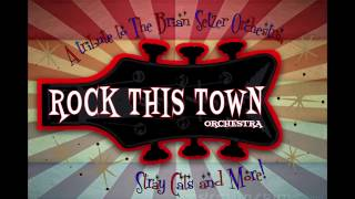 ROCK THIS TOWN Orchestra theatre promo