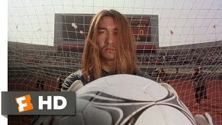 Shaolin Soccer (2001) - The Evil Goalie Scene (9/12)   Movieclips