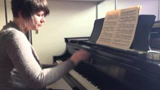 Oksana Ezhokina, Tacoma pianist
