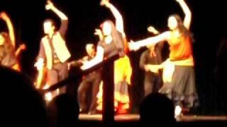 """Job Romero Flamenco Performance """"Me Voy Contigo"""""""
