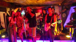 Banda AlmaAtiva  - Afro Beach  - 15/12/2013
