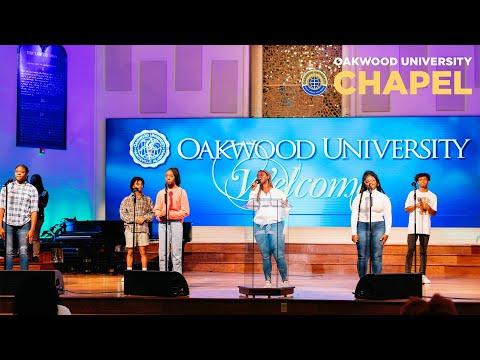 Oakwood University Chapel - 10/21/21