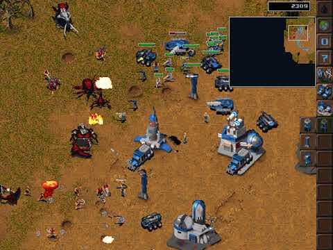 KKND: Krush Kill 'N Destroy (Survivors: Mission 15) (Beam Software) (MS-DOS) [1997] [PC Longplay]