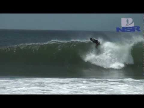 Nicaragua Surf Report – Spill of the Day – March 21st, 2012
