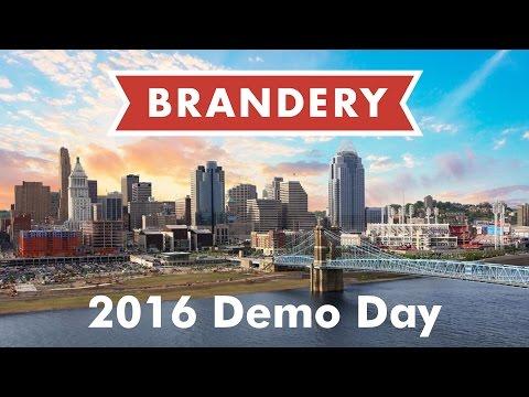 The Brandery - Demo Day 2016 Full