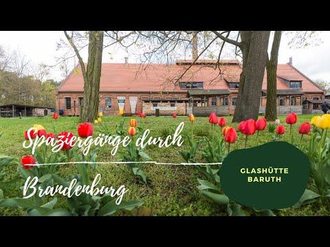 #Spaziergang durch Brandenburg: Glashütte Baruth