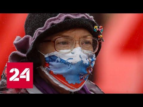 В Москве могут смягчить ограничения для пожилых