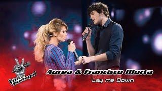 Francisco Murta e Aurea - Lay me down (Sam Smith) | Gala Final | The Voice Portugal