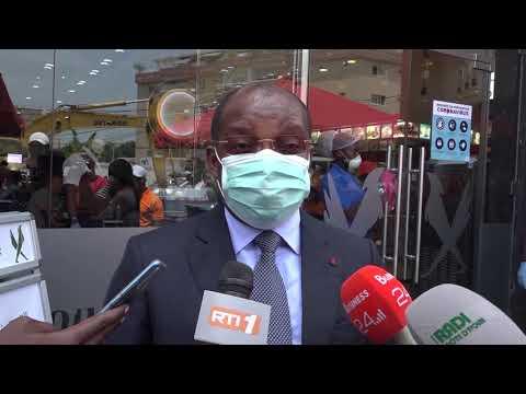 CORONAVIRUS: SIANDOU FOFANA INSPECTE LES HÔTELS