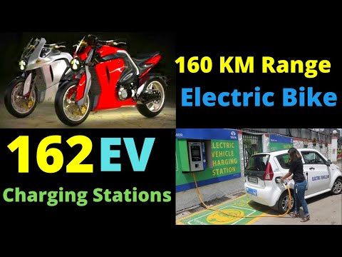 Charging Stations in India, KYMCO RevoNEX : EV News 103