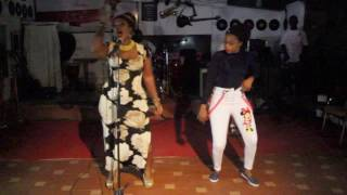 Cindy Sesa Performs African Queen- Live @ Grand Casamora Hotel