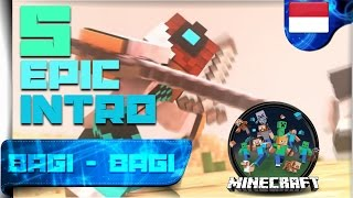 Epic Intro MineCraft | No Text | BAGI - BAGI #3 | Android Indonesia
