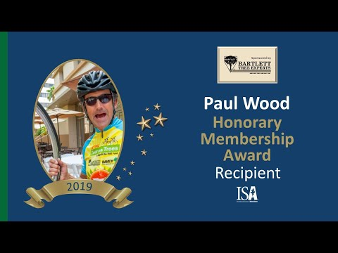 2019 Award of Distinction | Paul Wood