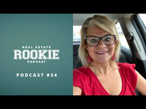 School Teacher Making $72,000 a Year in Cashflow with Amy Barber | Rookie Podcast 34