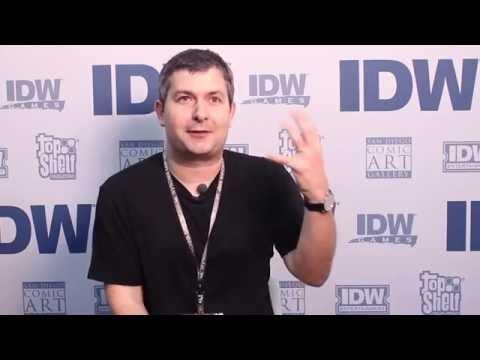 IDW Creators - Gabriel Rodriguez