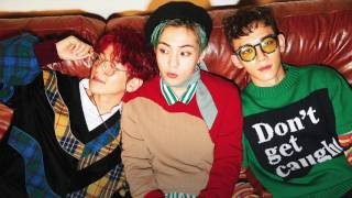 EXO-CBX Rhythm After Summer Background Vocal ver.