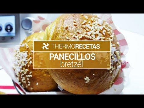 Panecillos Bretzel | Receta Alemana