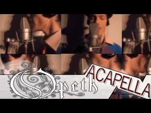 Dan-Elias Brevig - Vocals - Meshuggah Bleed a cappella! metal