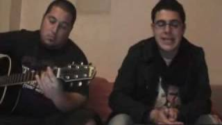 """Don't stop believing"" Rui & Renato"