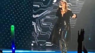 Selena Gomez - Love you like a love song [remix] (Revival Tour Singapore)