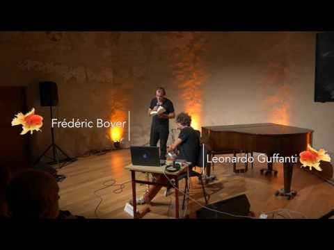 Vidéo de Frédéric Boyer