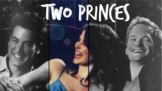 Barney, Robin, Ted || Two Princes