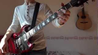 AC/DC - TNT solo (cover)